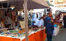 El mercado medieval de Jaraíz de la Vera acoge casi medio centenar de actividades de animación