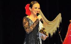 La gaditana Tamara Beardo gana la tercera edición de 'Calamonte, Rincón de la Copla'