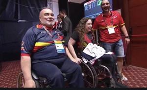 Loida Zabala se adjudica el oro en el Open de las Américas
