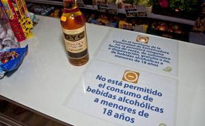 Las denuncias por venta de alcohol a menores en la región crecen un 50%