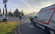 Herida una mujer de 45 años tras ser atropellada por un todoterreno en Badajoz