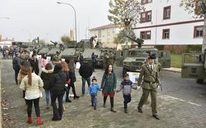 Letonia, Irak y Mali, futuros destinos de la Brigada Extremadura XI