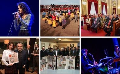 Las mujeres ponen en Badajoz la música en la semana de la Constitución