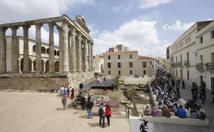El patrimonio en las ciudades de la región