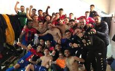 El Extremadura B aprieta la lucha por el liderato