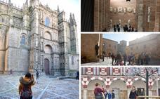 Así ven los turistas Extremadura