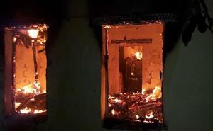 Un nuevo suceso en la localidad cacereña de Casas de Don Gómez elevan a cinco los incendios en viviendas