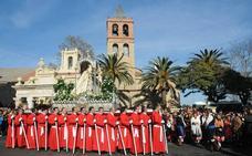 La procesión de la Mártir sale hoy a las 20.30 de la Basílica
