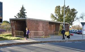 El Consistorio placentino espera sacar a concurso el nuevo quiosco del hospital en enero