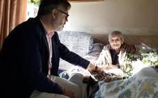 Homenaje en Plasencia a una vecina centenaria