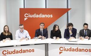 Ciudadanos rebaja sus exigencias y ya no pone como línea roja que Marín presida la Junta