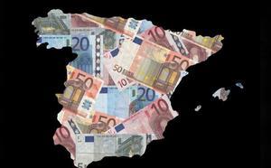 España paga 90 millones de euros al día en intereses de la deuda pública