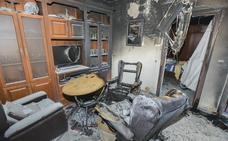 Los bomberos recomiendan no usar braseros eléctricos o de picón por riesgo de incendio