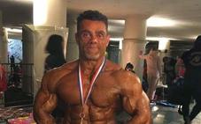 El extremeño Miguel Ángel López consigue su quinto campeonato mundial de Fisicoculturismo