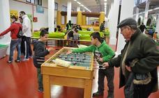 El palacio del juego abrirá del 21 al 4 de enero en Plasencia