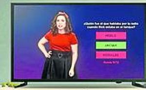 'El Quiz de las series' llega a los móviles