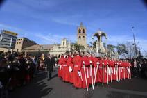 Procesión y ofrenda floral de la Mártir Santa Eulalia