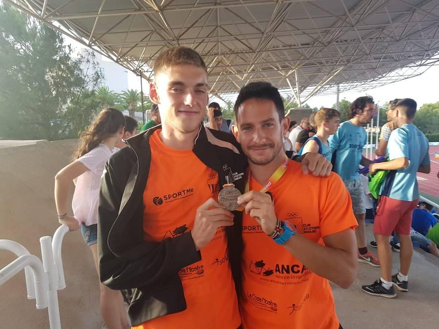 La Federeación Española convoca a Luis Carretero como entrenador para la concentración nacional de velocidad