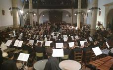 El concierto del domingo en Losar de la Vera llenó la iglesia