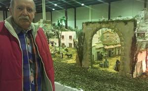 Un belén en Almendralejo con 20.000 piezas