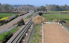 Adif tendrá que gastarse 385.000 euros en reparar la plataforma AVE de Mérida a Badajoz
