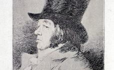 El corazón de Goya «inflamado de amor»