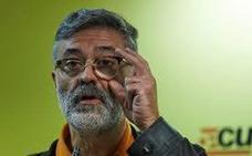 La CUP llama a paralizar Cataluña desde el inicio del juicio del 1-O