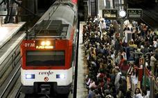 CC OO convoca una huelga unilateral en el ferrocarril esta Navidad