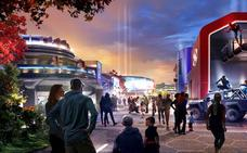 Disneyland Paris desvela una nueva imagen de la próxima zona temática de Marvel