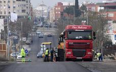 Las vallas toman Badajoz