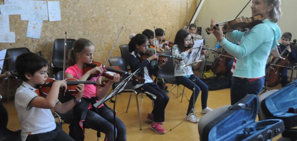 El personal del Conservatorio de Mérida pasará a Administración General de la Junta