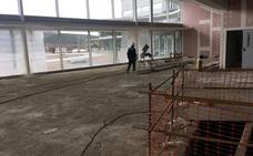 El proyecto de la cafetería se adjudica en plena cuenta atrás para abrir el nuevo hospital de Cáceres