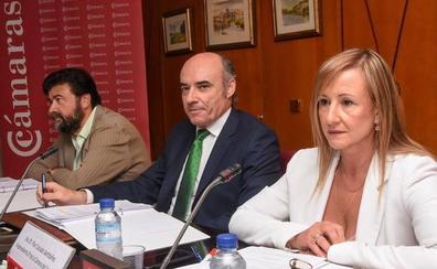 La Cámara de Comercio de Badajoz tuvo unas pérdidas de 500.000 euros en 2017