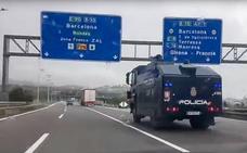 Interior estudia la posibilidad de enviar más antidisturbios a Cataluña para el 21-D
