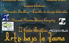 La gala 'Arte bajo la jaima' será en el centro Alcazaba de Mérida el 19 de diciembre y será accesible