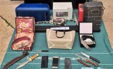 Detenidos dos miembros de una misma familia que vendían droga en sus domicilios de Fregenal de la Sierra