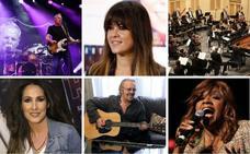 Hombres G, Malú y un musical de Disney estarán en el Stone & Music Festival 2019