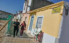 El Casco Antiguo de Badajoz propone expedientar a los dueños de casas abandonadas
