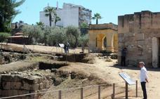 El Consorcio de Mérida mejorará la Alcazaba para que acoja actos culturales y visitas nocturnas