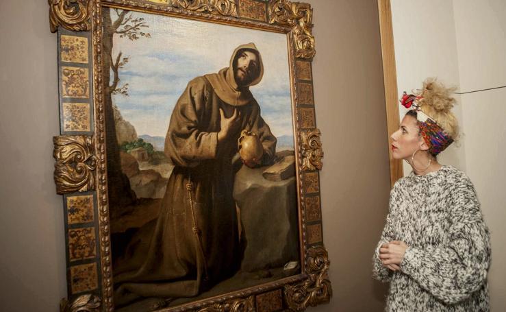 El Museo del Prado cede un Zurbarán al MUBA