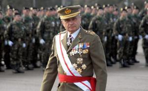 El ex general jefe de la Brigada Extremadura XI Fulgencio Coll será candidato de Vox en Palma