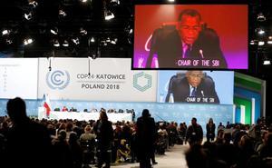 Estados Unidos y Rusia torpedean el acuerdo contra el cambio climático