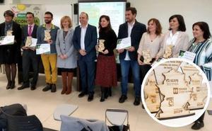 Promedio, Intromac y el IES Puerta de la Serena reciben los Premios Extremadura Verde