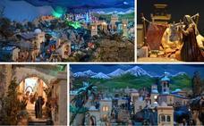 El belén de Bodonal de la Sierra espera recibir a más de 25.000 visitantes
