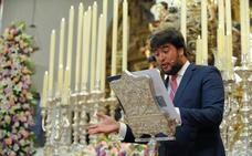 Álvaro Carmona López, pregonero de la Semana Santa de Mérida en 2019
