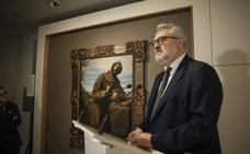 Un regalo de centenario del Prado al MUBA