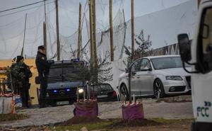 Dos redadas antidroga en Badajoz y Cáceres terminan con 32 detenidos