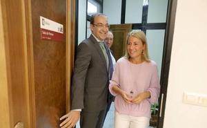 Elena Nevado repite como candidata a la Alcaldía de Cáceres