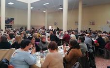 Aumex recauda 2.325 euros para los comedores sociales de Badajoz