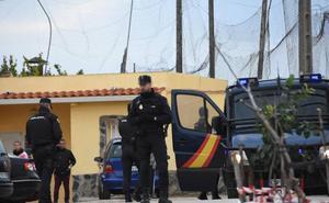 La Policía detiene a más de quince personas en una operación antidroga en Badajoz